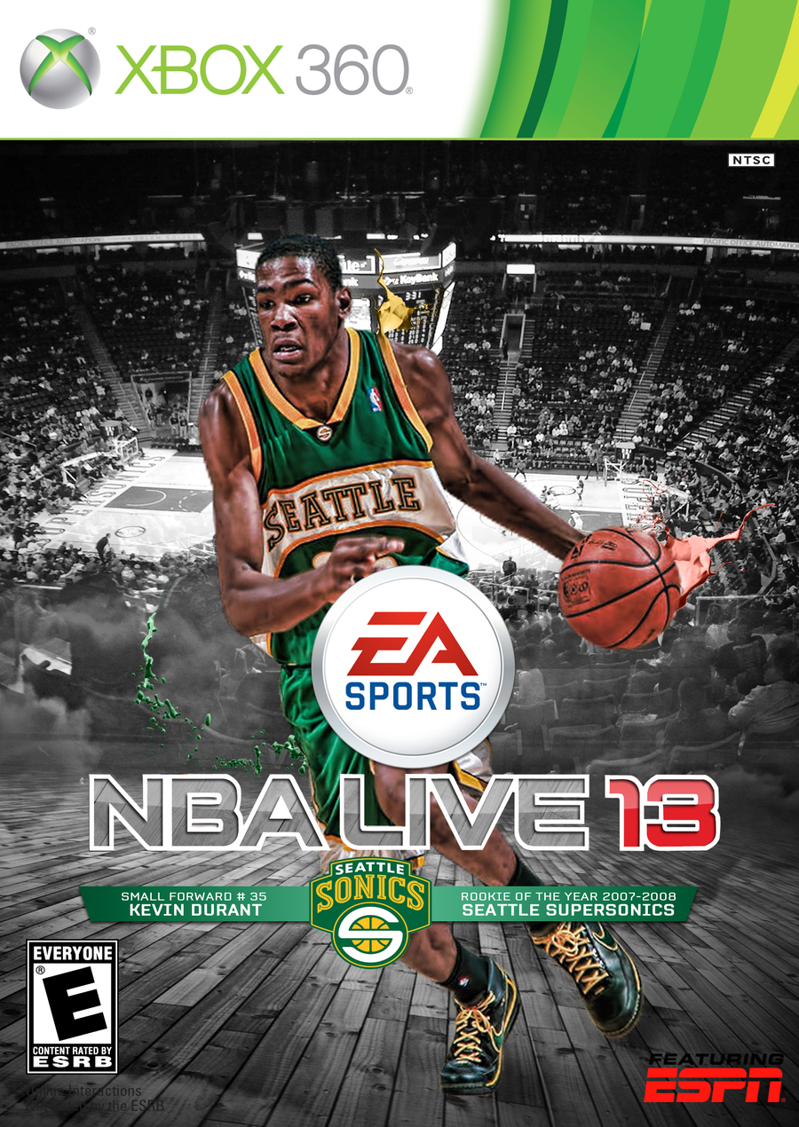 NBA2k Cover Designs (not real covers) Quiz - By jakeweiner4