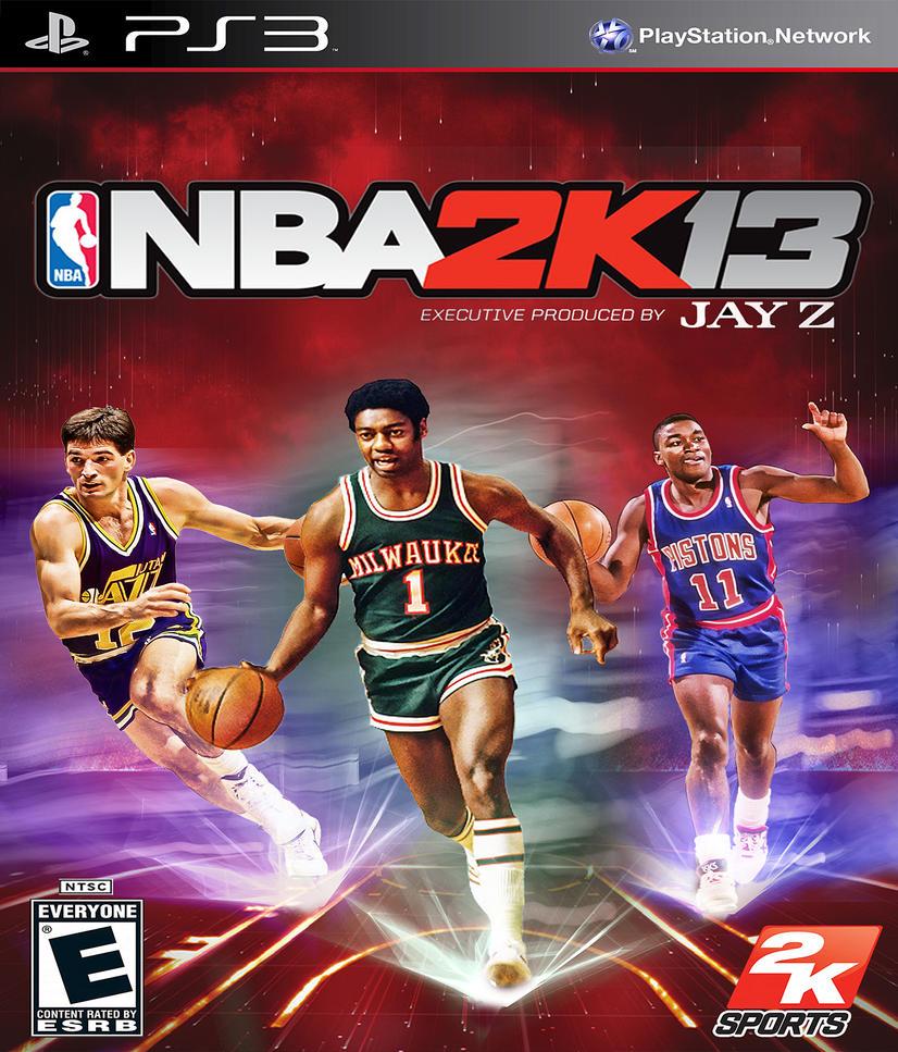 NBA 2K13 Custom Cover Living Nba 2k14 Custom Covers Xbox