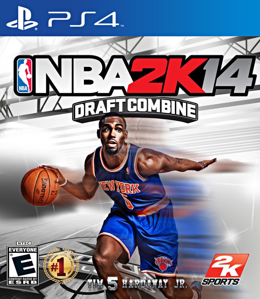 Nba 2k 20 Wallpaper: NBA 2K14 Draft Combine: Tim Hardaway Jr By HZ-Designs On