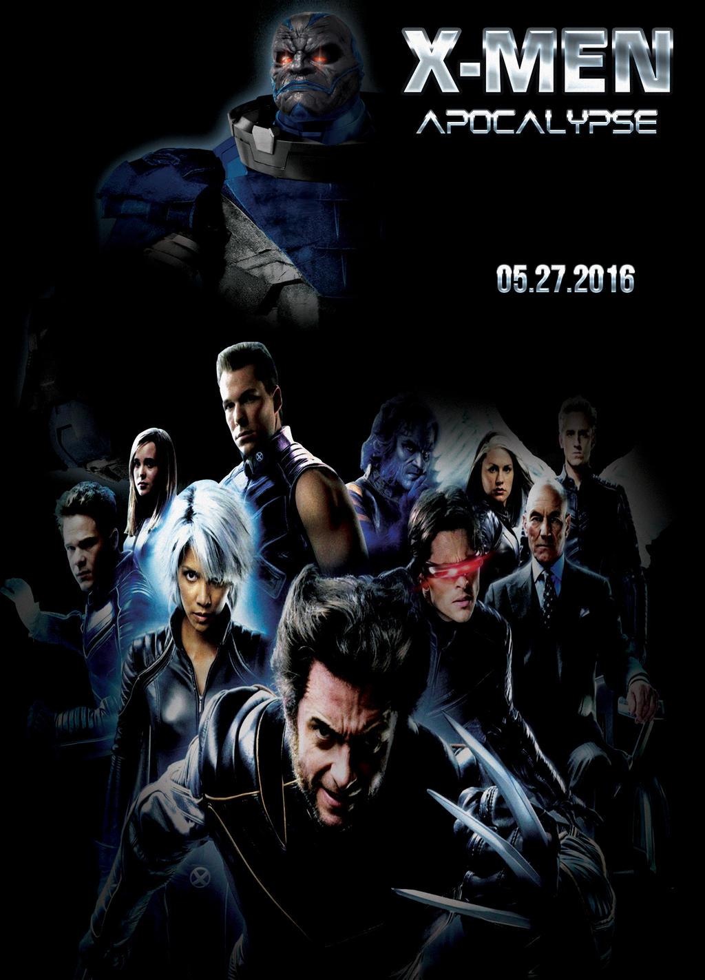 X-Men Apocalypse X Men Apocalypse 2016 Poster