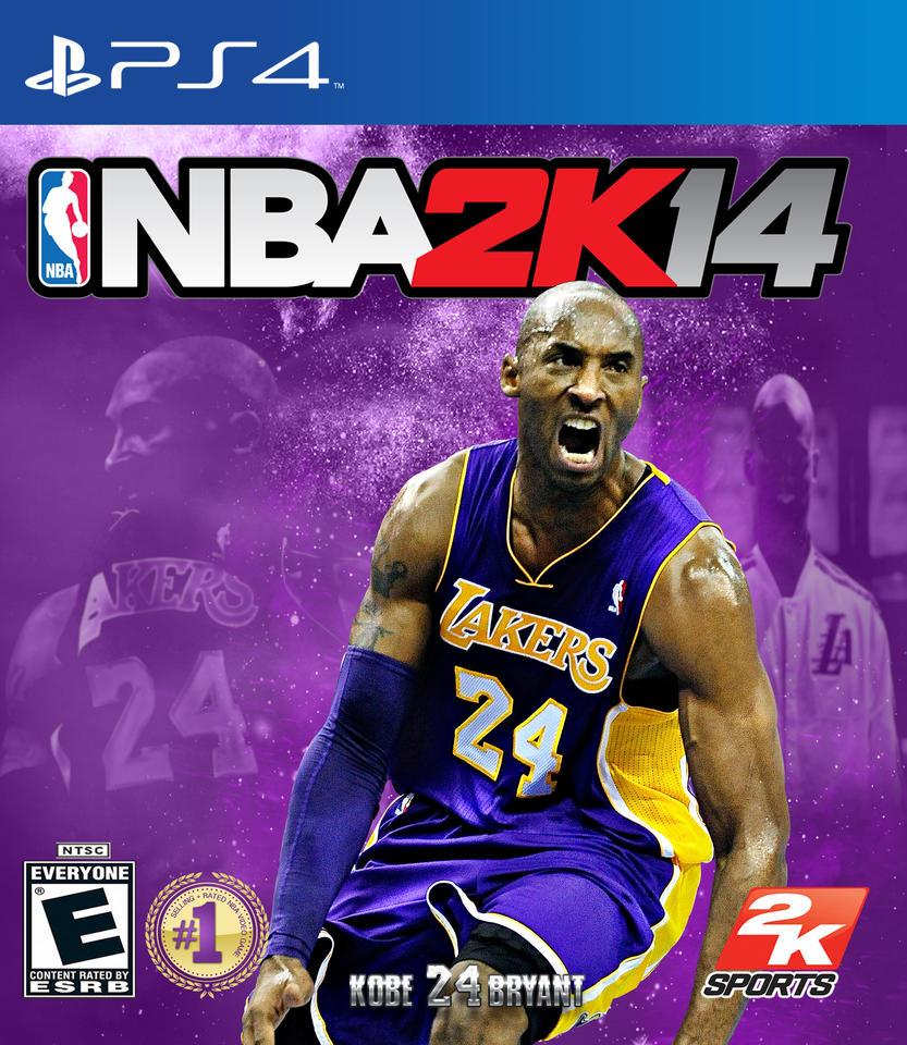 Nba 2k 20 Wallpaper: NBA 2K14: Kobe Bryant By HZ-Designs On DeviantArt