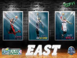 2014 Sprite NBA Slam Dunk Contest: East