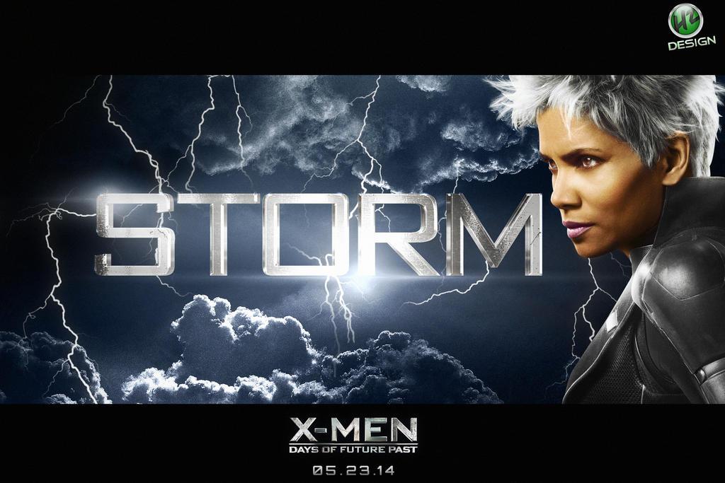 X Men Days Of Future Past Storm By HZ Designs