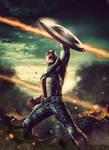 Avengers : Age of Ultron - Captain America