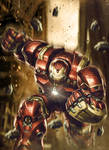 Avengers : Age of Ultron - Hulk Buster