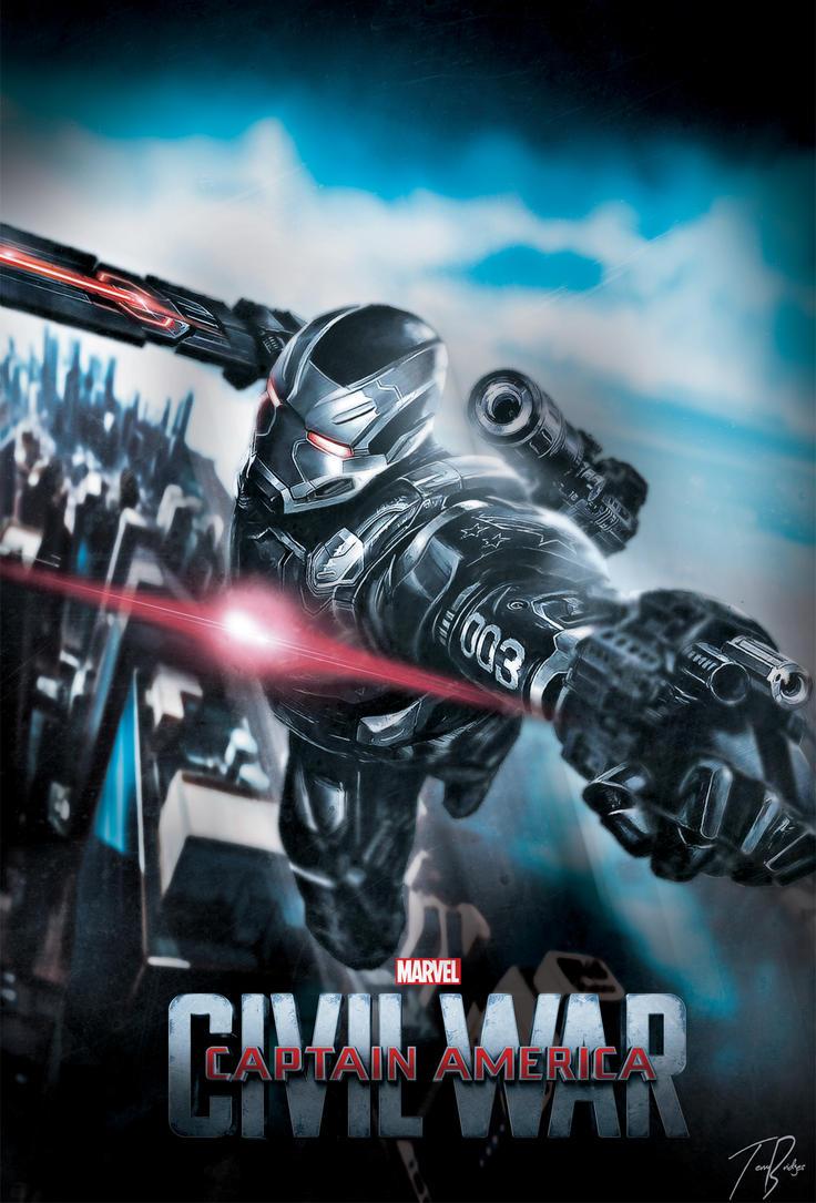 12 Best pictures about Captain America Civil War Poster War ...