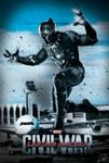 Captain America Civil War Poster : Black Panther 3