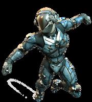 Cyborg 02 by HZ-Designs