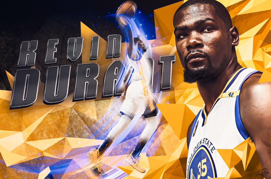 Basketball Kevin Durant Wallpapers Warriors Wallpaper: Kevin Durant By HZ-Designs On DeviantArt