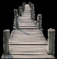 Wooden Bridge by HZ-Designs