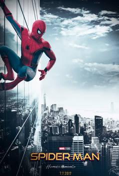 Spider-Man: Homecoming Custom Poster