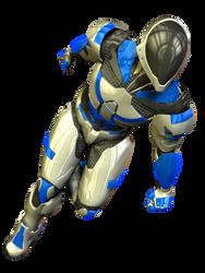 Robot 07 by HZ-Designs