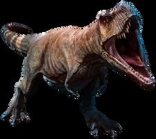 Tyrannosaurus by HZ-Designs