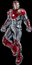 Iron Man ( Mark XLVII ) by HZ-Designs