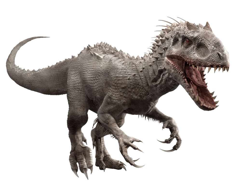 Indominus Rex Jr  by HZ-Designs