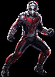 Ant-Man by HZ-Designs