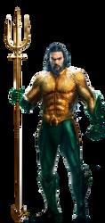 Aquaman 2018 by HZ-Designs