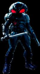 Black Manta by HZ-Designs