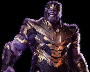 Thanos by HZ-Designs