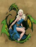 Daeneryssketch