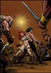 Conan vs Red Sonja Pg 2