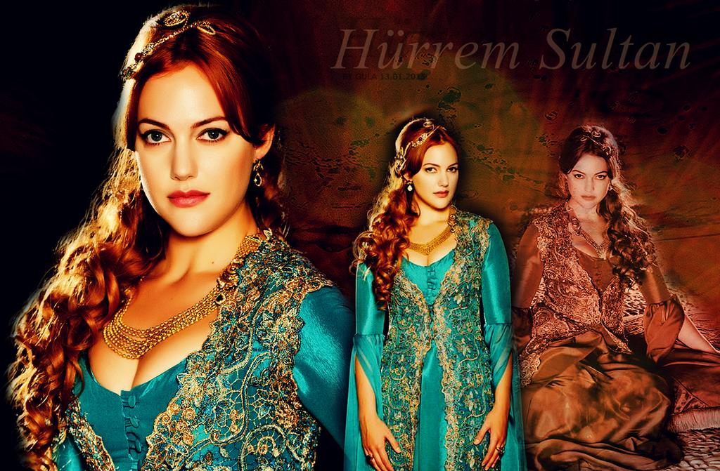 Hurrem Sultan by Gula1
