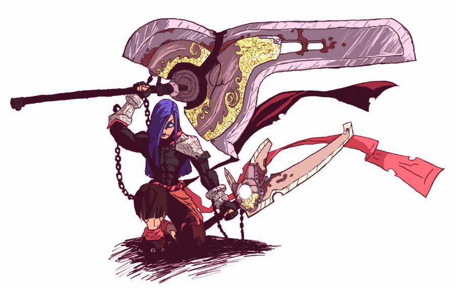 rune blade by MasterJosho