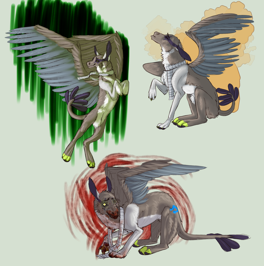 Flying Dragon Things.png by KaffeeWolf