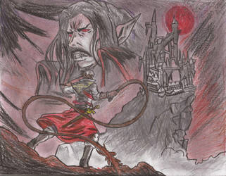 Castlevania Netflix Traditional by Reser2252
