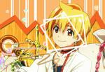 Magi - Alibaba Saluja Wallpaper