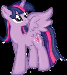 PFD 84 Princess Twilight Sparkles by Rayodragon