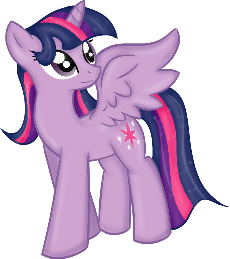 PFD 84 Princess Twilight Sparkles by Rayodragon