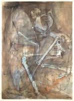 mangled skeleton by pixel-putty