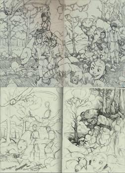 Sketch - Avatar