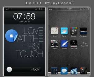Un Yuri by JayDean03