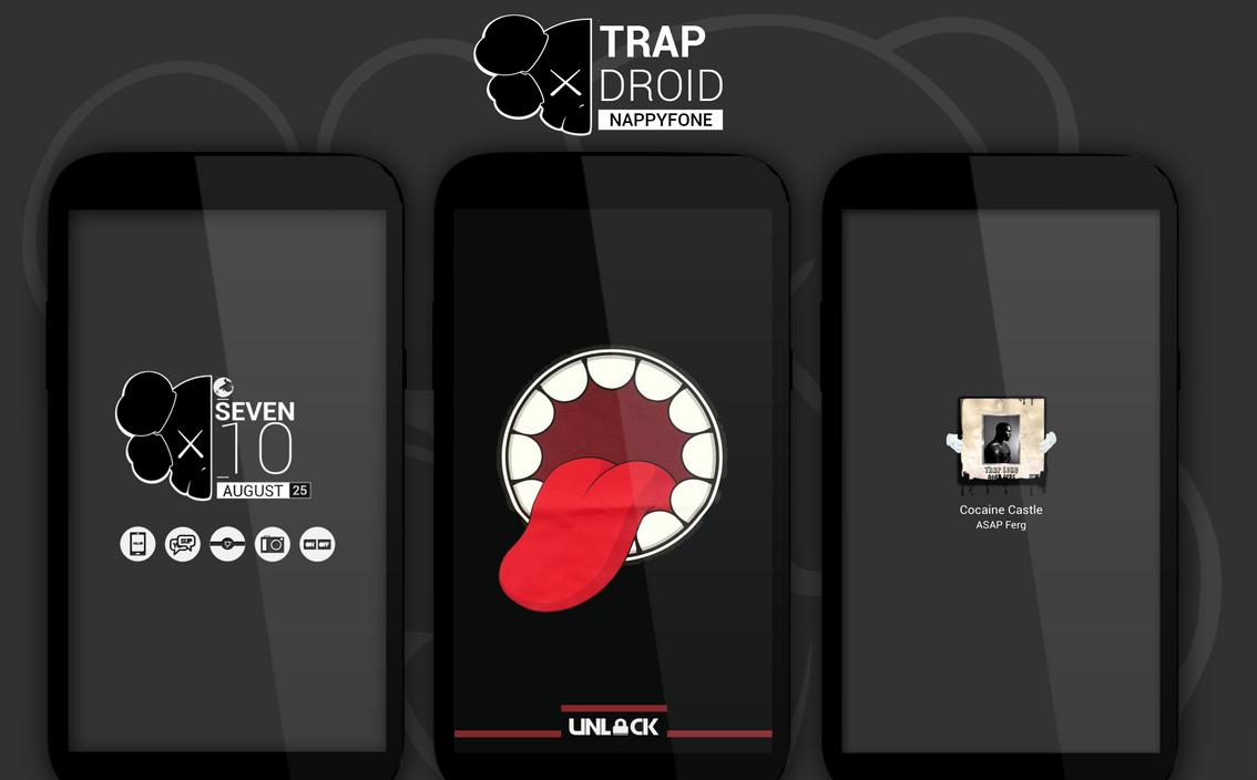 Trap Droid by JayDean03