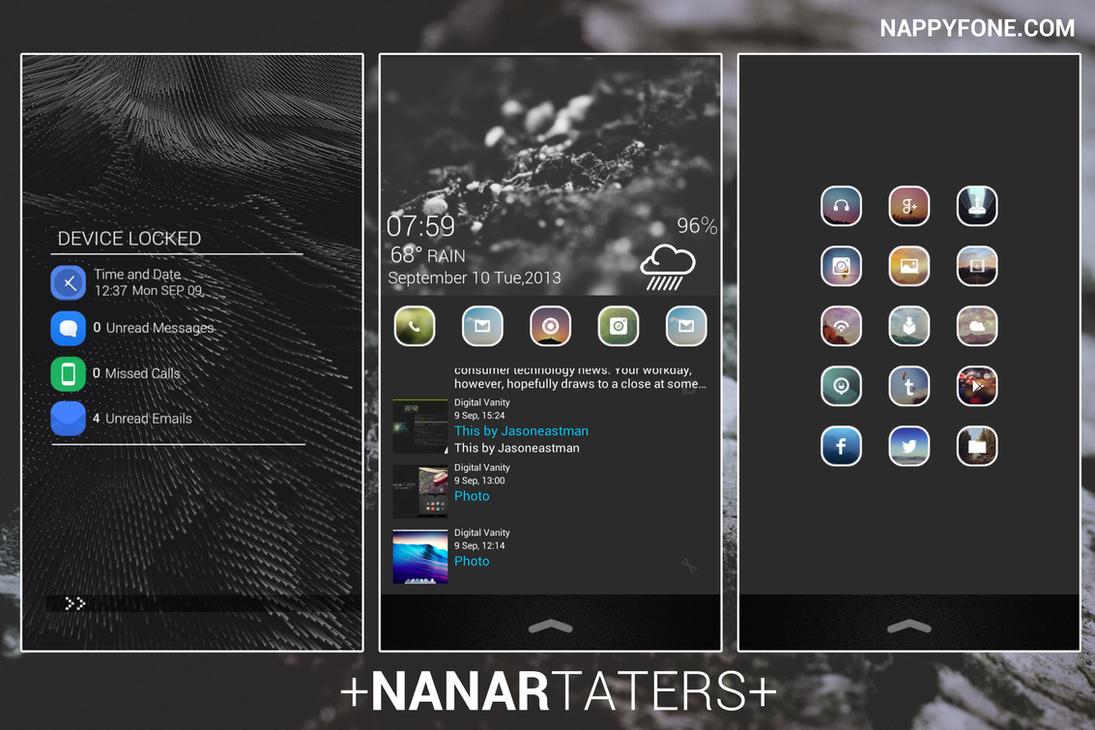 Nanartaters by JayDean03