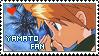 Stamp: Yamato fan