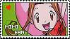 Stamp: Mimi fan