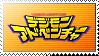 Stamp: Digimon Adventure by larabytesU