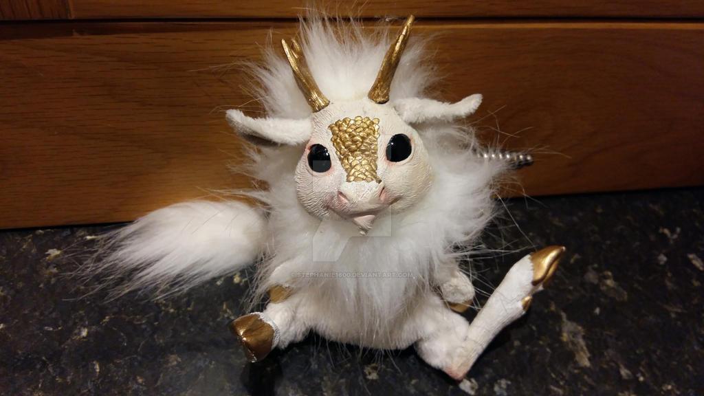 SOLD  MAGWENO Kirin doll by stephanie1600