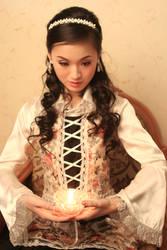 warm light by angelcurioso