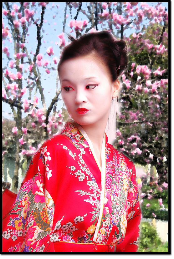 be my Geisha by angelcurioso