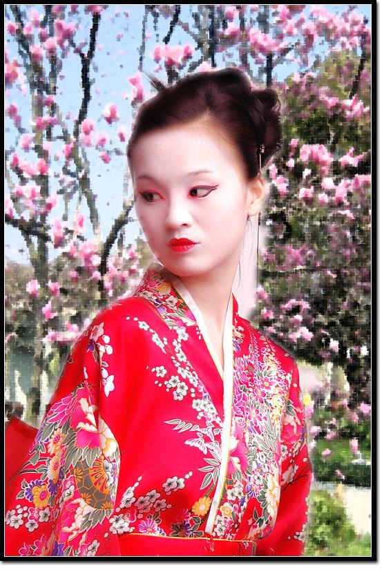 be my Geisha by angelcurioso