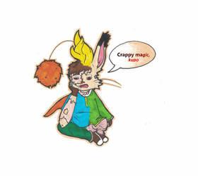 Transformation series #2[Crappy magic] by MaximirusuPauaa