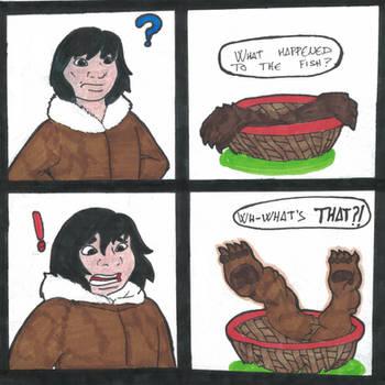 Darn gloves[Commission][1/4] by MaximirusuPauaa