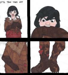 Darn gloves[Commission][3/4] by MaximirusuPauaa