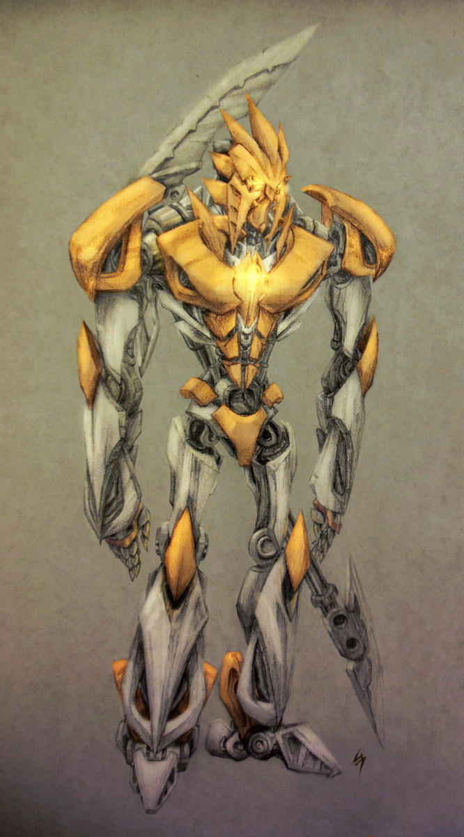 7th Toa by archus7