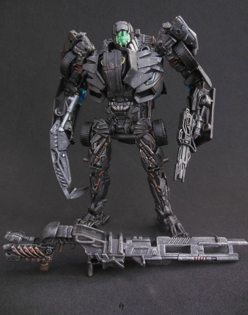 Transformers custom mod and repaint Lockdown by archus7 on ...