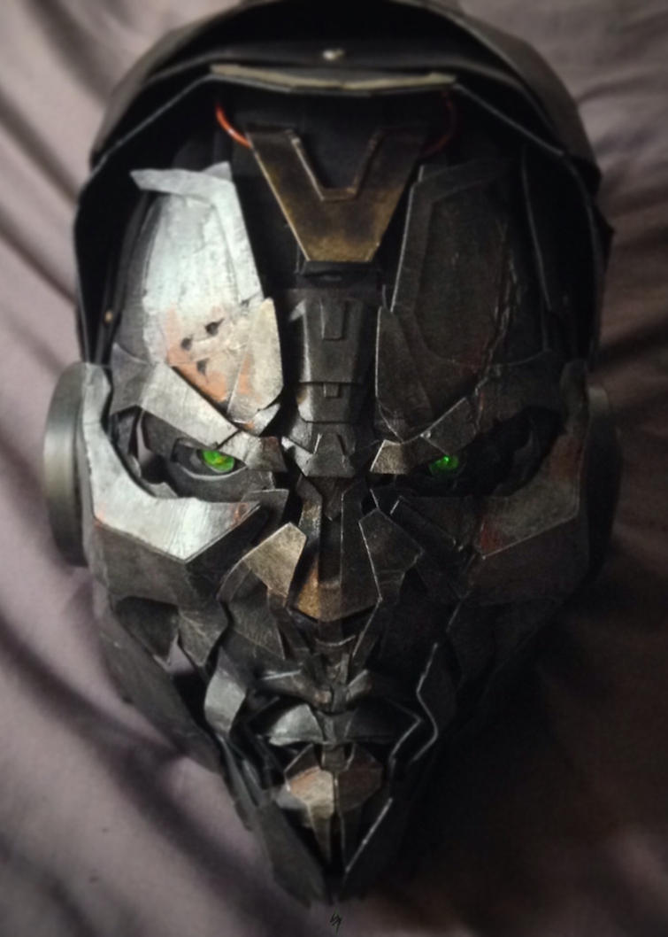 Transformers Cosplay Lockdown Mask By Archus7 On Deviantart